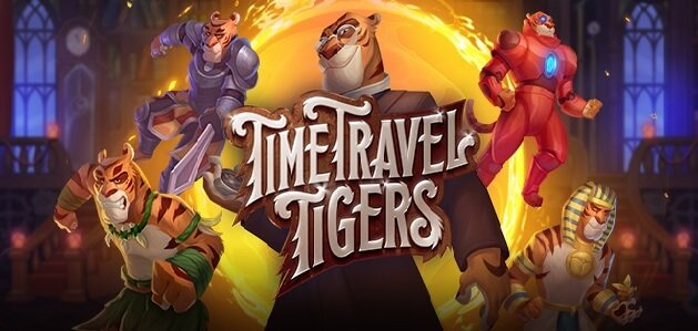 Travel Tigers Slot