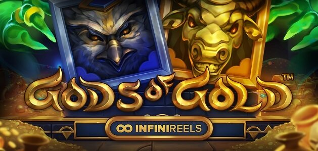 Gods of Gold Slot