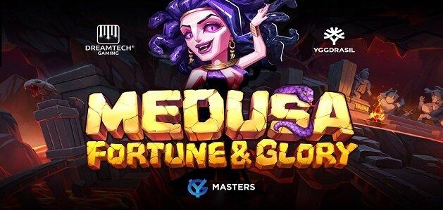 Medusa: Fortune and Glory Slot