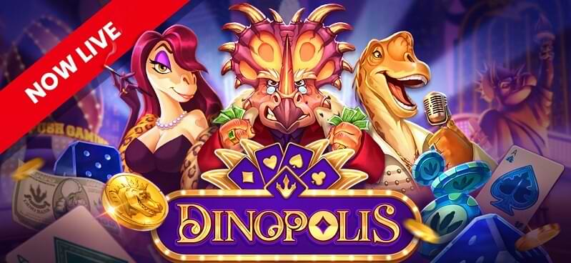 Dinopolis Slot