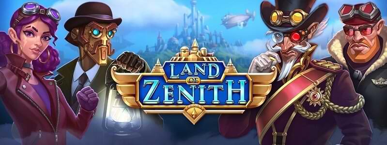 Land of Zenith Slot