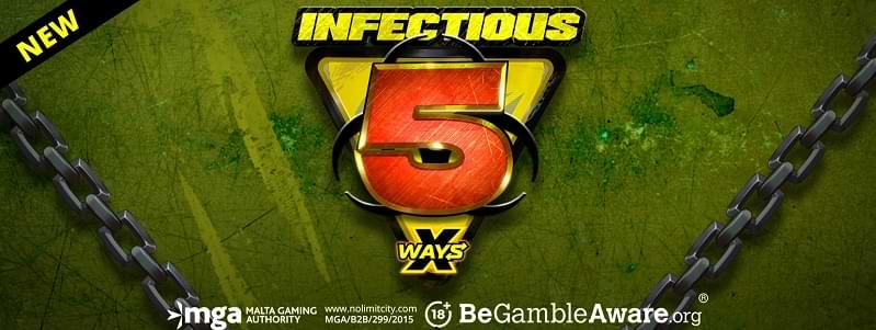 Infectious 5 Slot